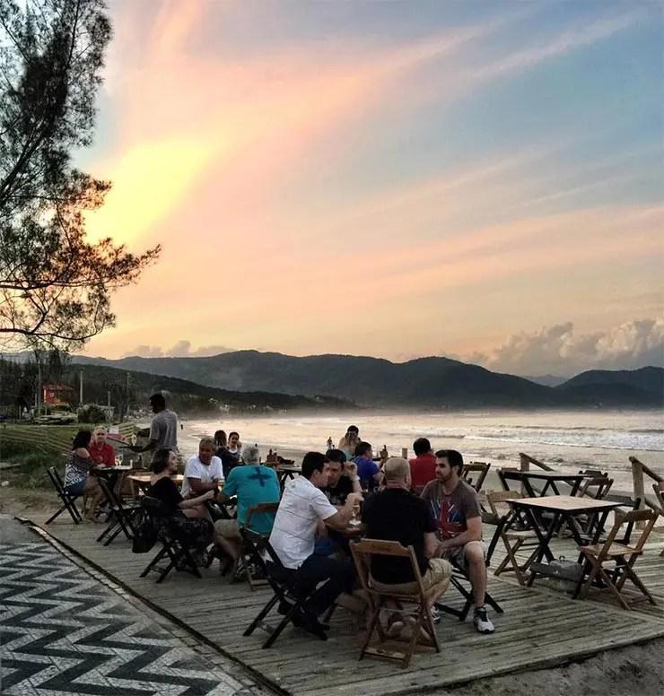 Rota da Baleia Franca: Restaurante Parador Garopaba (Foto: Divulgação)