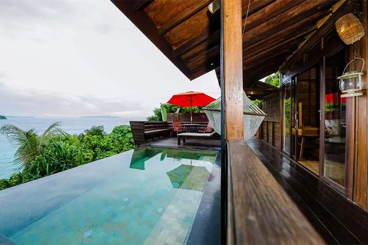 Onde ficar em Koh Lipe - Serendipity Beach Resort (Foto: Divulgação/Booking)