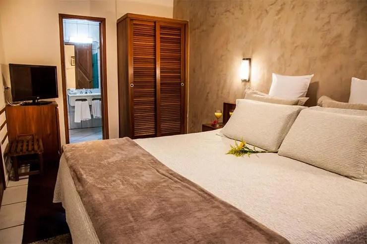 Onde ficar no Guarujá: Dicas de hotéis e onde se hospedar - Strand Hotel (Foto: Divulgação)