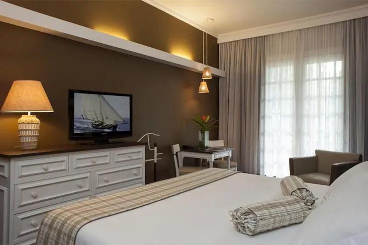 Onde ficar no Guarujá: Dicas de hotéis e onde se hospedar - Casa Grande Hotel (Foto: Divulgação)