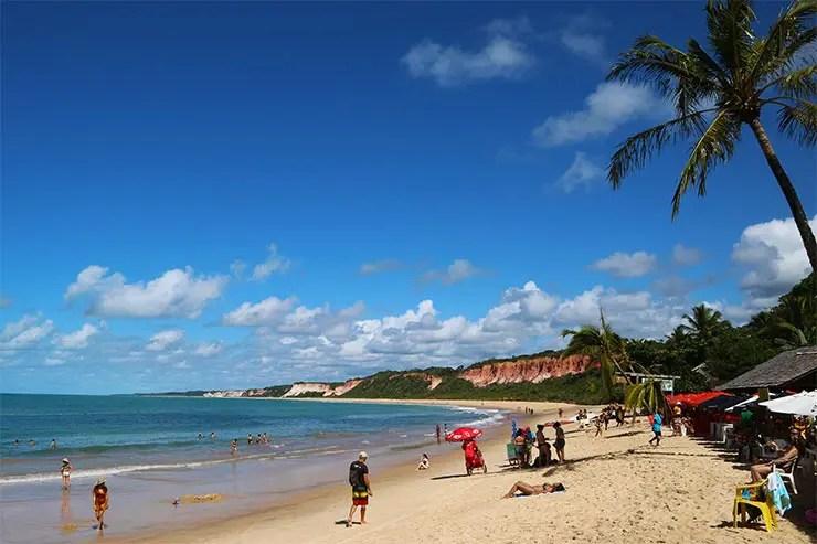 Praias de Arraial d'Ajuda: Praia da Pitinga (Foto: Esse Mundo É Nosso)