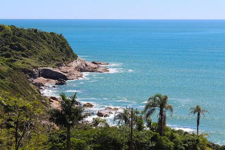 Praias de Balneário Camboriú: Praia do Pinho (Foto: Esse Mundo É Nosso)