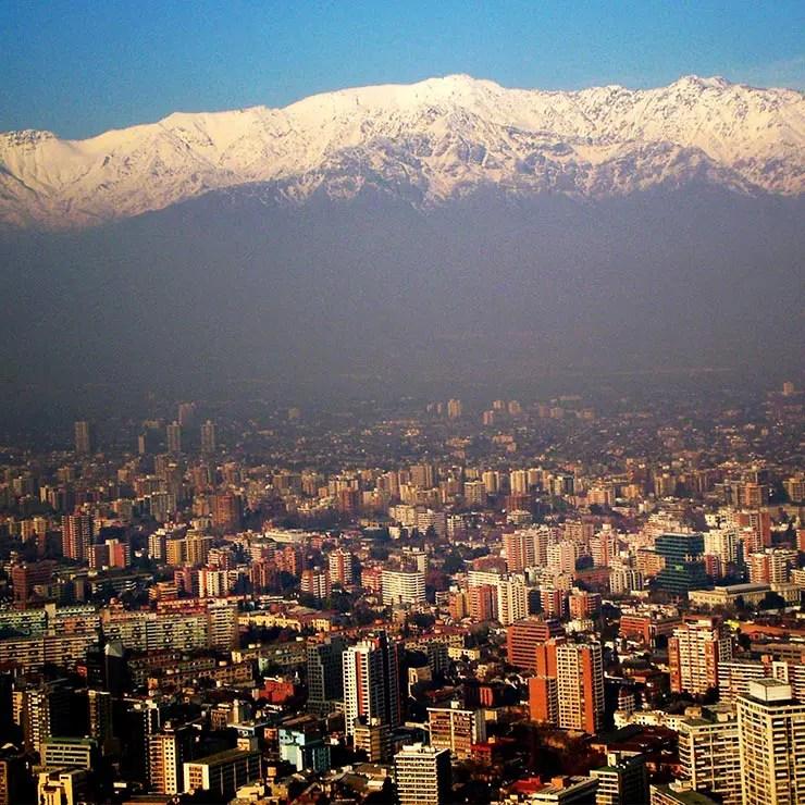 Quando ir pra Santiago do Chile (Foto: Esse Mundo É Nosso)