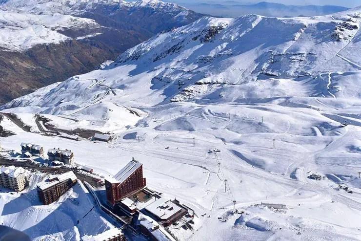 Quando ir pra Santiago do Chile - Valle Nevado (Foto: Divulgação)