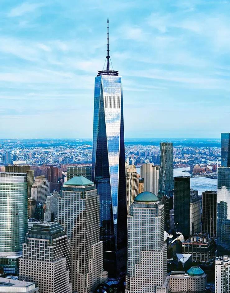 O Que Fazer em Nova York (Foto: One World Observatory)