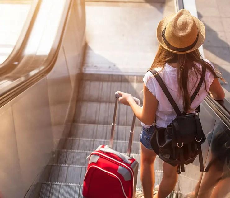 Como viajar mais em 2018 (Foto: Shutterstock)