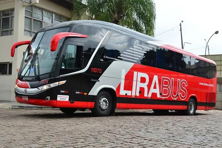 Como ir de Viracopos para São Paulo (Foto: Divugação/LiraBus)