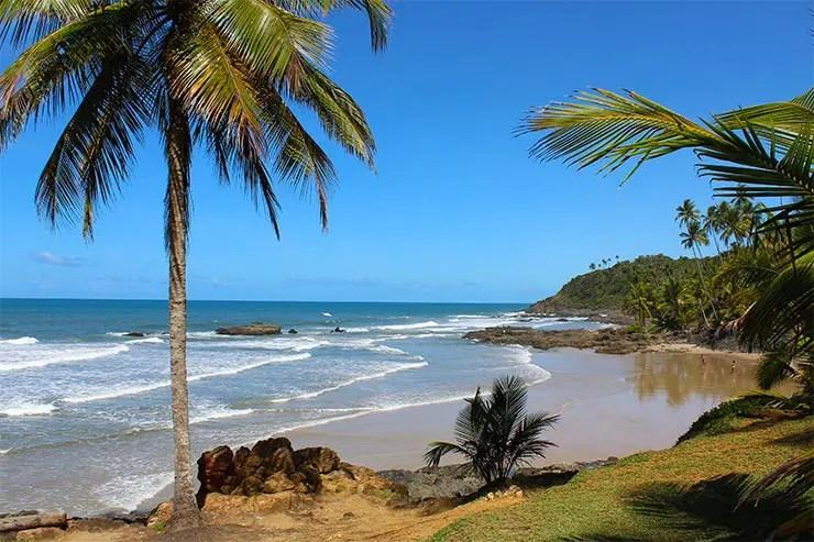 Melhores praias de Itacaré - Praia da Camboinha (Foto: Esse Mundo É Nosso)