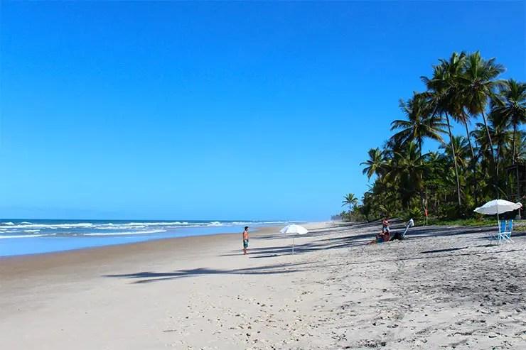 Melhores praias de Itacaré - Praia do Itacarezinho (Foto: Esse Mundo É Nosso)