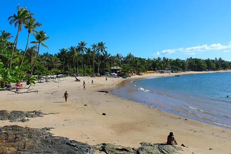 O que fazer em Itacaré - Praia das Conchas (Foto: Esse Mundo É Nosso)