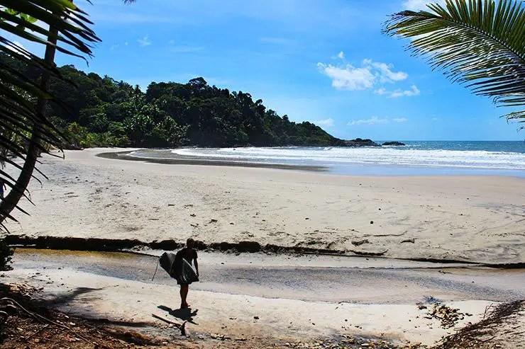 Melhores praias de Itacaré - Praia da Engenhoca (Foto: Esse Mundo É Nosso)