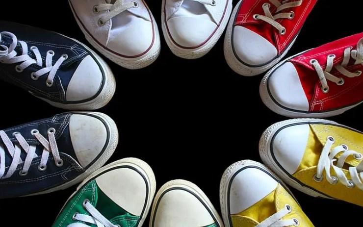 Numeração de tênis e sapatos nos EUA x Brasil