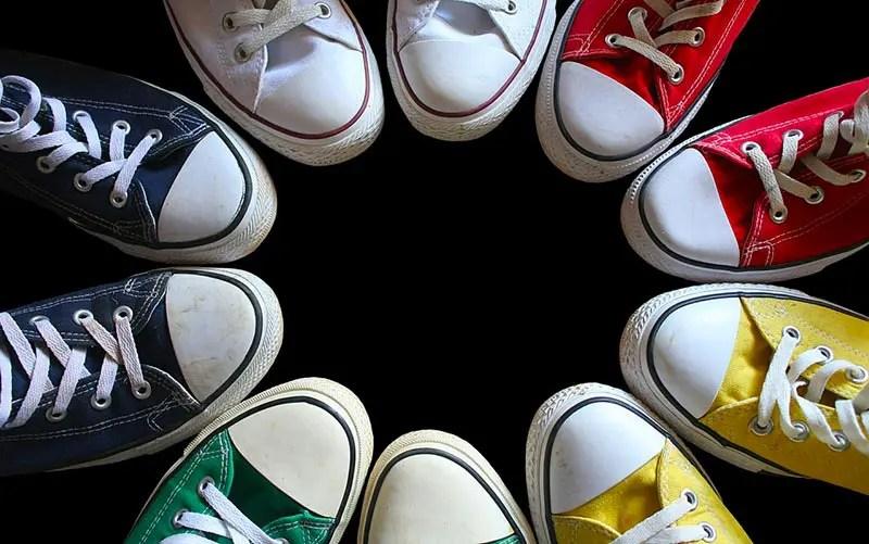 f96f5d7a494 Numeração de tênis e sapatos nos EUA x Brasil  Tabela de conversão