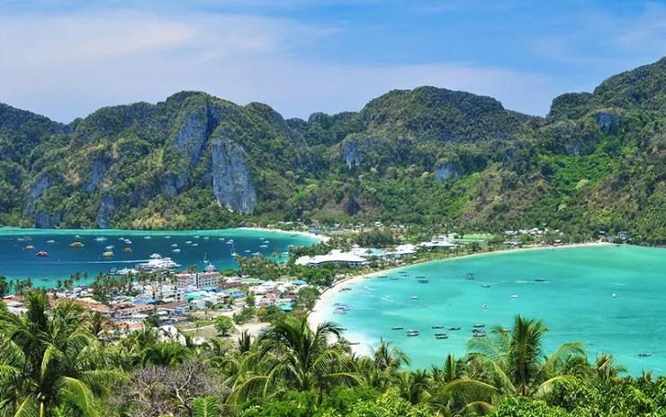 10 motivos pra viajar pra Phi Phi, Tailândia (Foto via Shutterstock)