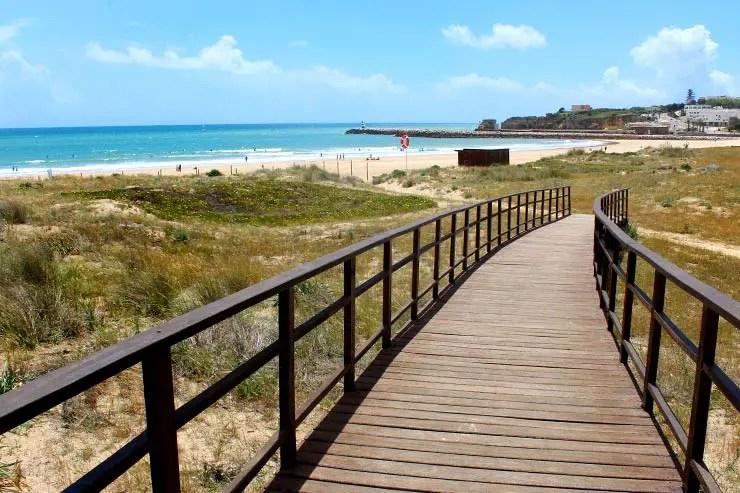 Dicas de Lagos, Portugal - Meia Praia (Foto: Esse Mundo É Nosso)
