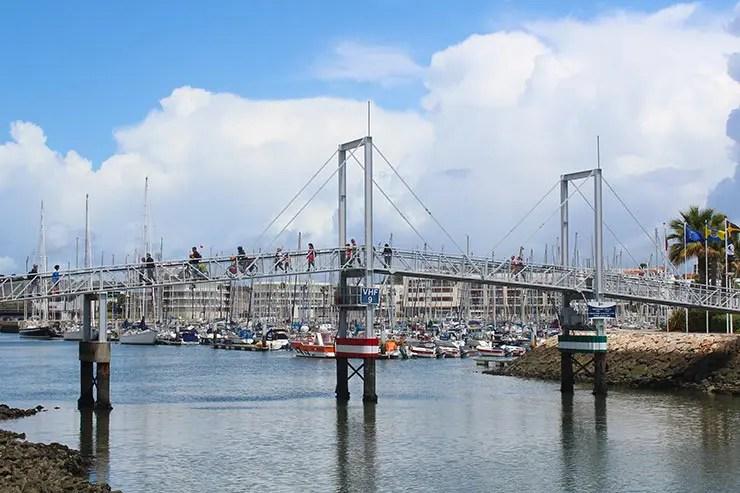 Dicas de Lagos, Portugal - Marina de Lagos (Foto: Esse Mundo É Nosso)