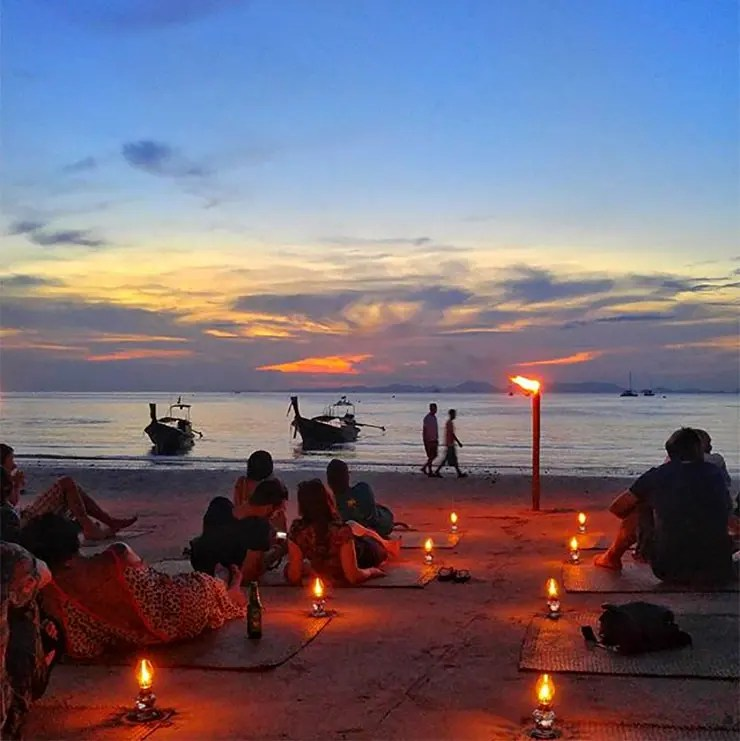 O que fazer em Railay Beach, Tailândia (Foto: Esse Mundo É Nosso)