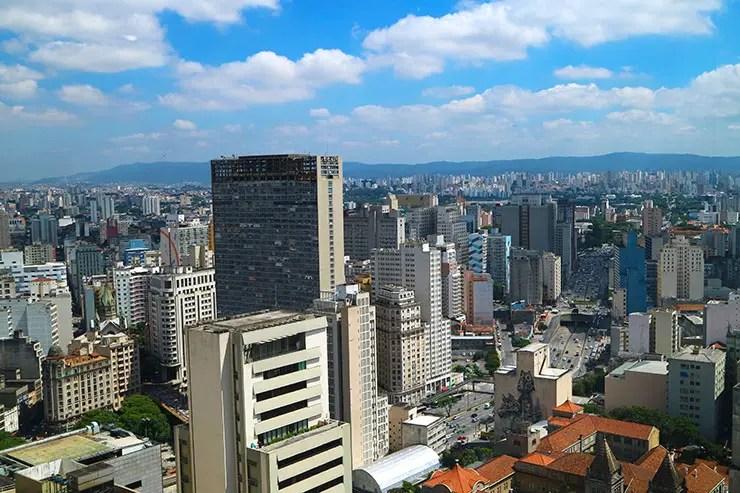 Farol Santander (Foto: Esse Mundo é Nosso)