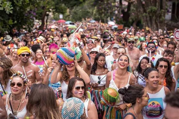 Blocos do Carnaval de BH 2018 - Juventude Bronzeada (Foto: Divulgação/Facebook)
