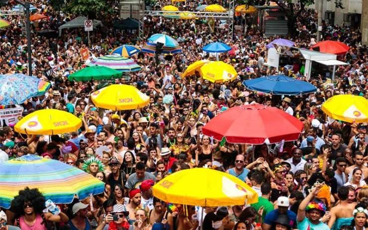 Blocos do Carnaval de BH 2018 (Foto: Divulgação/Belotur
