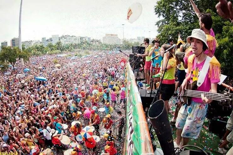 Programação Blocos do Carnaval de São Paulo 2018 (Divulgação/Facebook)