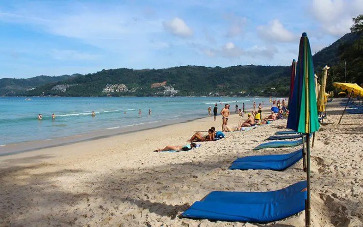 Praias de Phuket, Tailândia - Patong Beach (Foto: Esse Mundo É Nosso)
