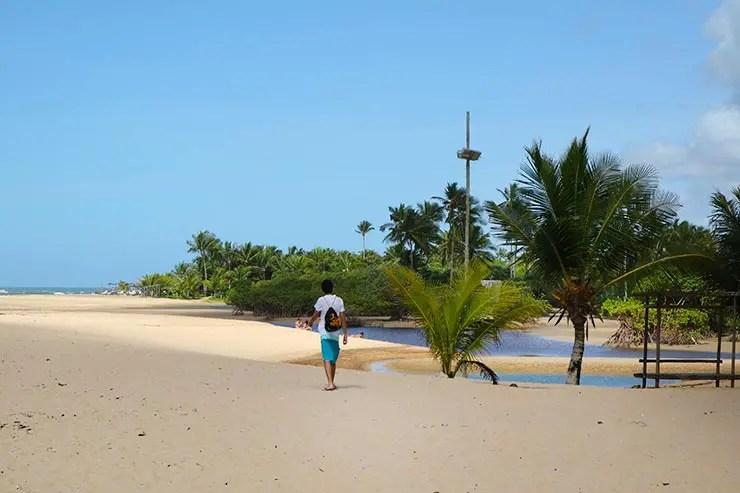 Praias de Trancoso - Praia dos Nativos (Foto: Esse Mundo É Nosso)