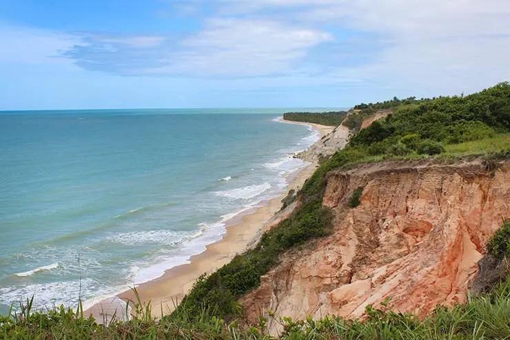 Cidades de praia na Bahia - Trancoso (Foto: Esse Mundo é Nosso)