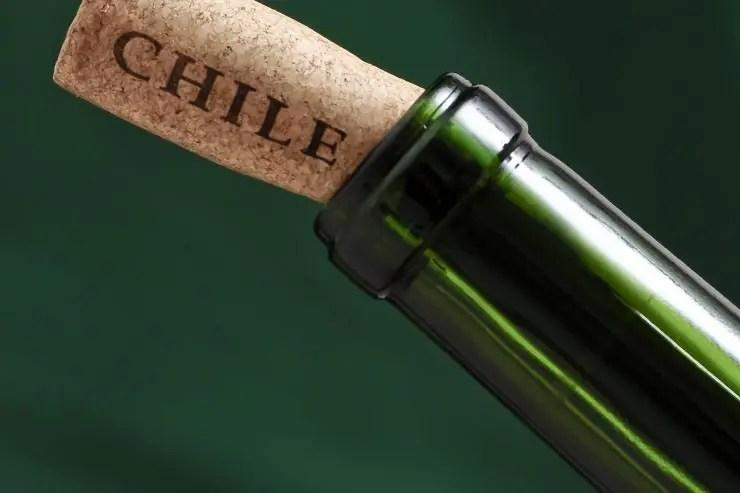 Quantos vinhos posso trazer do Chile numa viagem? (Foto via Shutterstock)