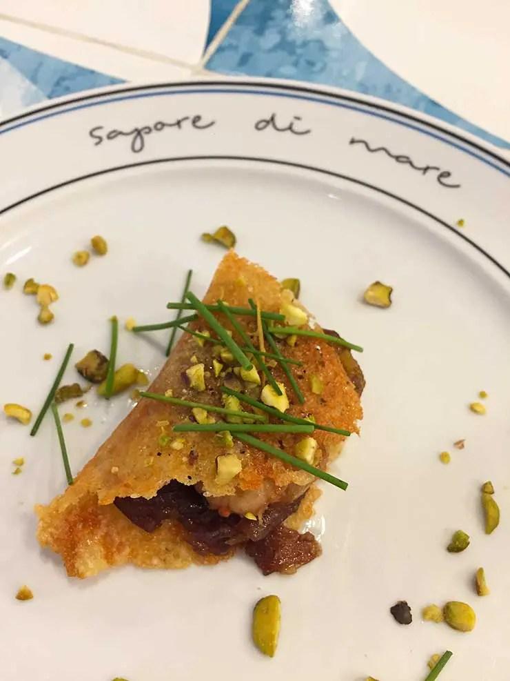 Jantar itinerante no Eataly (Foto: Esse Mundo é Nosso)