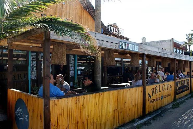Dicas de La Paloma, Uruguai - Restaurante Arrecife (Foto: Esse Mundo É Nosso)