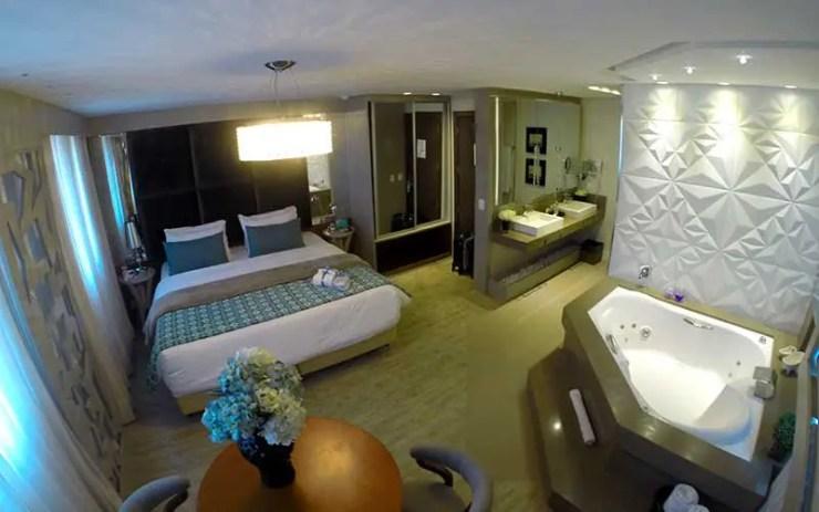 Hotel Cercano em Gramado (Foto: Esse Mundo é Nosso)