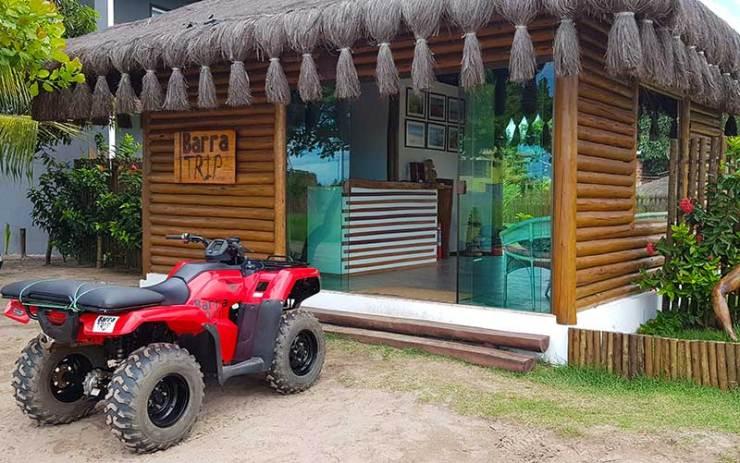 Pousada Barra Trip (Foto: Esse Mundo é Nosso)