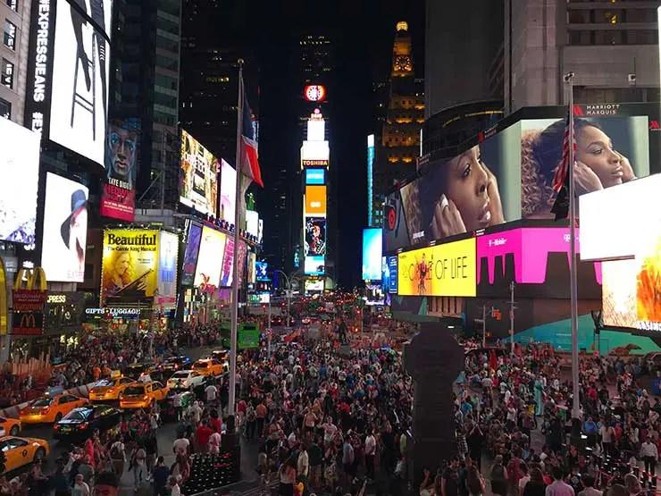 Quando ir pra Nova York (Foto: Esse Mundo é Nosso)