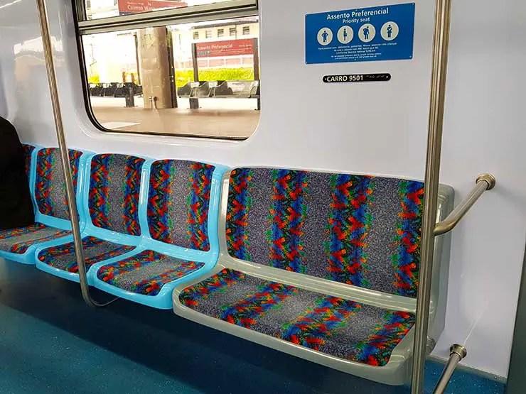 Trem pro aeroporto de Guarulhos (Foto: Esse Mundo é Nosso)
