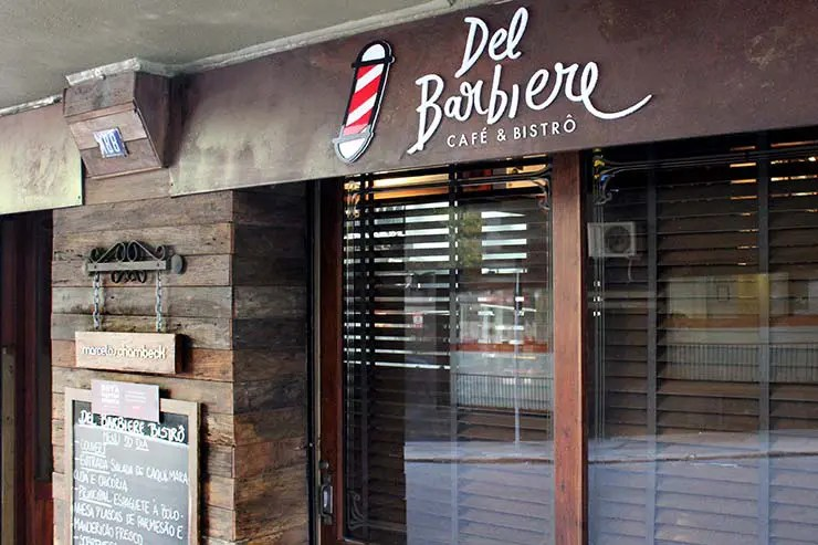 Del Barbiere Bistrô em Porto Alegre (Foto: Esse Mundo É Nosso)