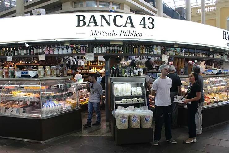 Mercado Público de Porto Alegre (Foto: Esse Mundo É Nosso)