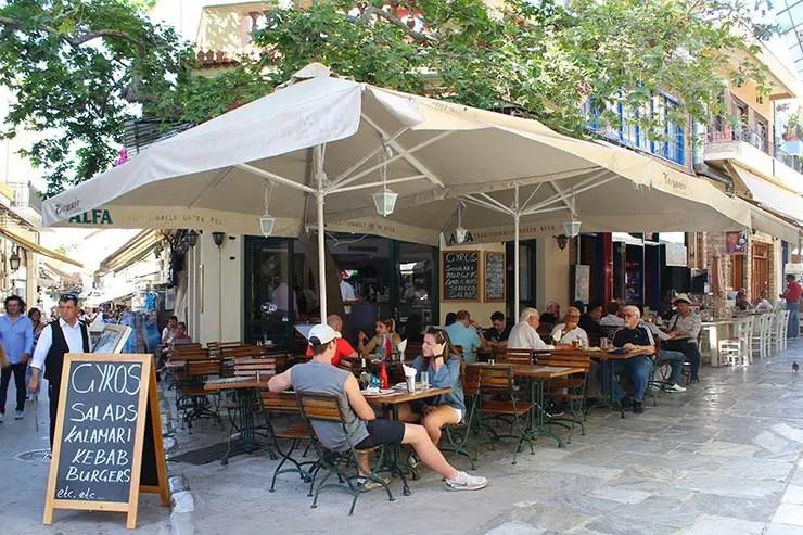 Onde ficar em Atenas, Grécia: Melhores bairros (Foto: Esse Mundo É Nosso)