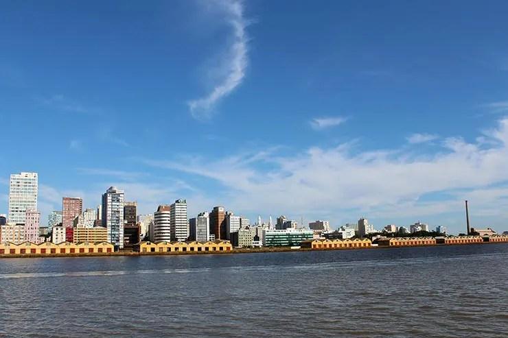 Barco Cisne Branco em Porto Alegre (Foto: Esse Mundo É Nosso)