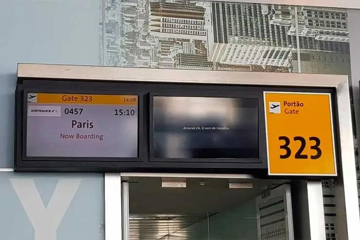 Como é voar Air France (Foto: Esse Mundo é Nosso)