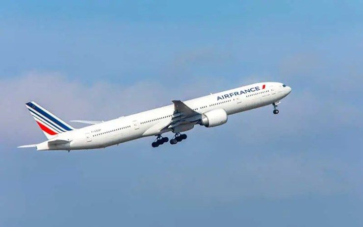 Como é voar Air France (Foto: Diulgação/Air France)