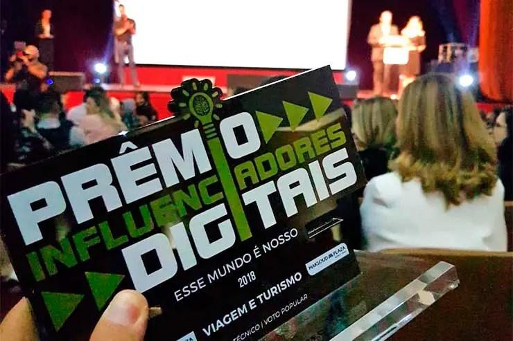 Prêmio Influenciadores Digitais (Foto: Esse Mundo é Nosso)