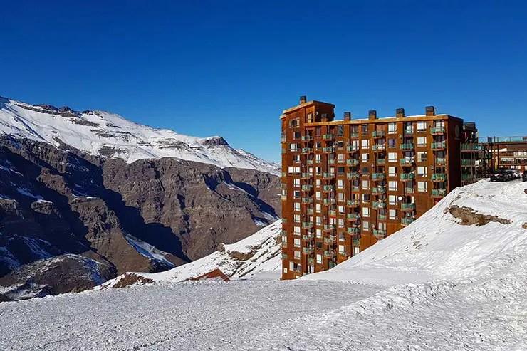 Como ir de Santiago ao Valle Nevado, no Chile (Foto: Esse Mundo É Nosso)
