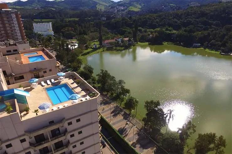 Onde ficar em São Lourenço, MG - Central Parque (Foto: Divulgação)
