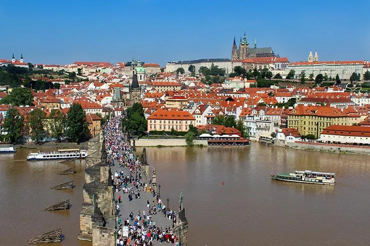 Quando ir pra Praga, República Tcheca (Foto: Esse Mundo É Nosso)