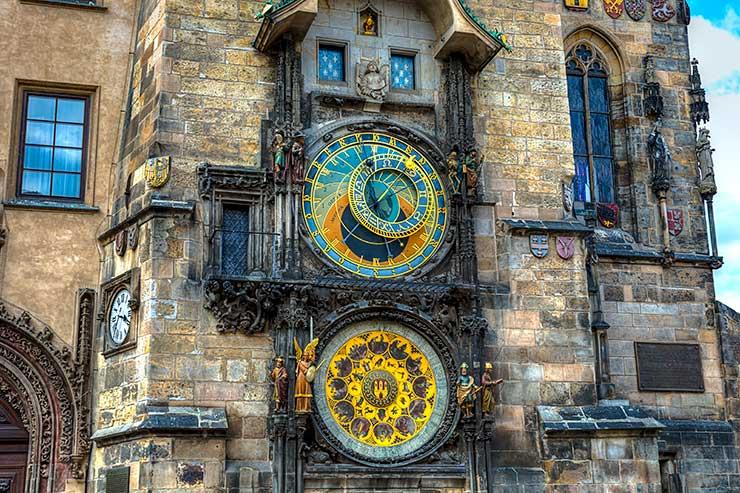 Relógio de Praga (Foto: Anastasios71/Shutterstock)