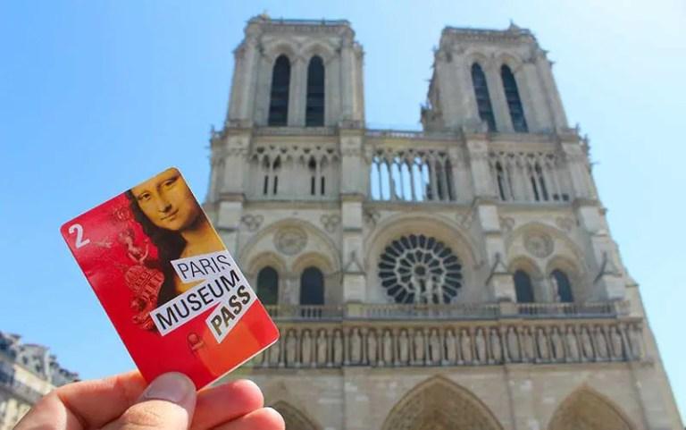 Paris Museum Pass (Foto: Esse Mundo é Nosso)