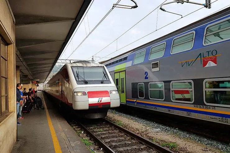 Passe de trem na Europa (Foto: Esse Mundo É Nosso)