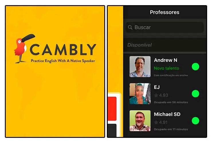 Cambly - Curso de inglês (Foto: Reprodução)