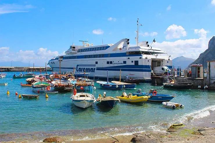 O que fazer em Capri (Foto: Esse Mundo é Nosso)